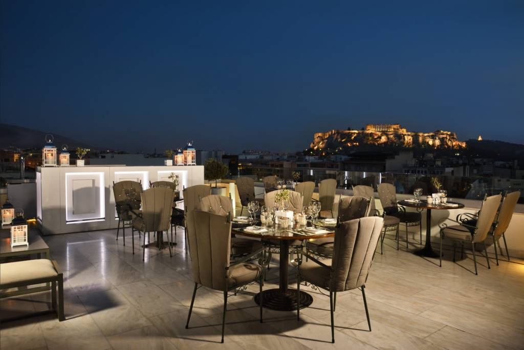 Image of the Titania hotel Hotel in Athens, Greece